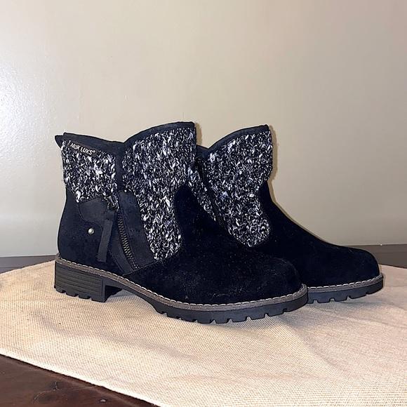 MUKLUKS Women's Winter Ankle Boot